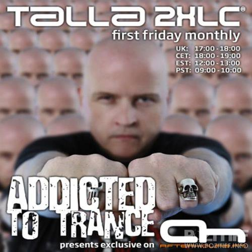 Talla 2XLC - Addicted to Trance November (2017-11-03)