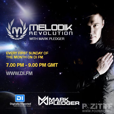Mark Pledger - Melodik Revolution 058 (2017-11-06)