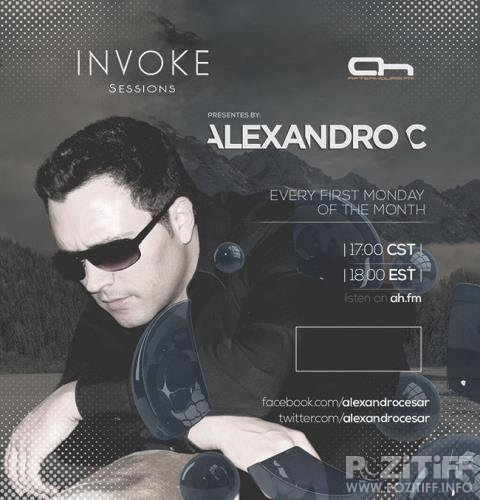 Alexandro C - INVOKE Sessions 012 (2017-10-07)