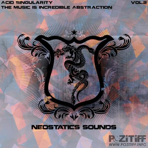 The Music Is Incredible Abstraction, Vol.2 (2017)