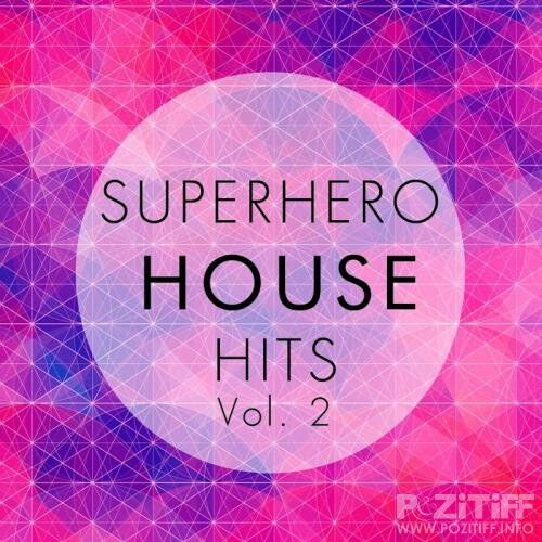 Superhero House Hits, Vol. 2 (2017)