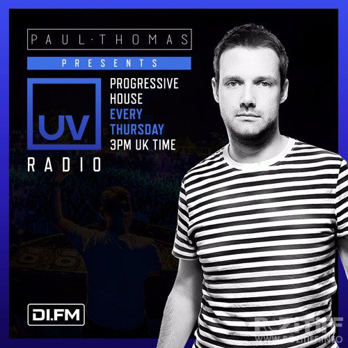Paul Thomas - UV Radio 005 (2017-11-10)