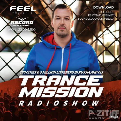 DJ Feel - TranceMission (06-11-2017)