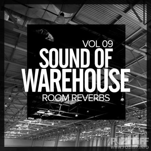 Sound Of Warehouse, Vol.9: Room Reverbs (2017)