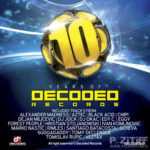 10 Years Of Decoded Records (2017)