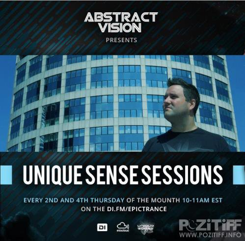 Abstract Vision - Unique Sense Sessions 045 (2017-11-25)