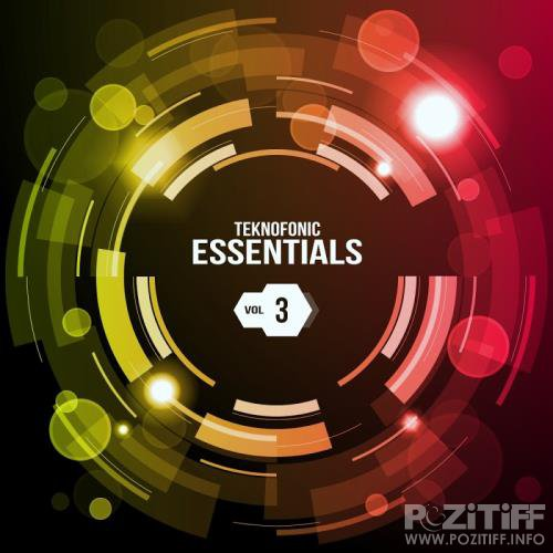 Teknofonic Essentials, Vol. 3 (2017)
