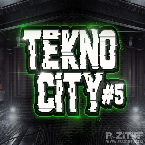 Tekno City, Vol. 5 (2017)