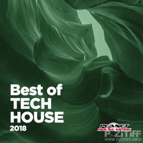 Best Of Tech House 2018 (2017)