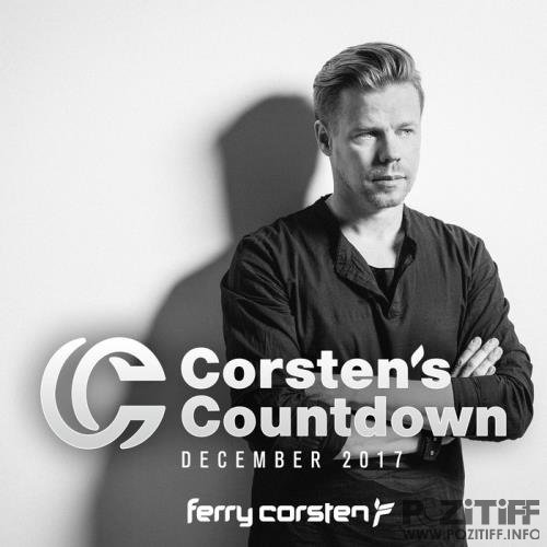 Ferry Corsten Presents Corsten's Countdown December 2017 (2017)