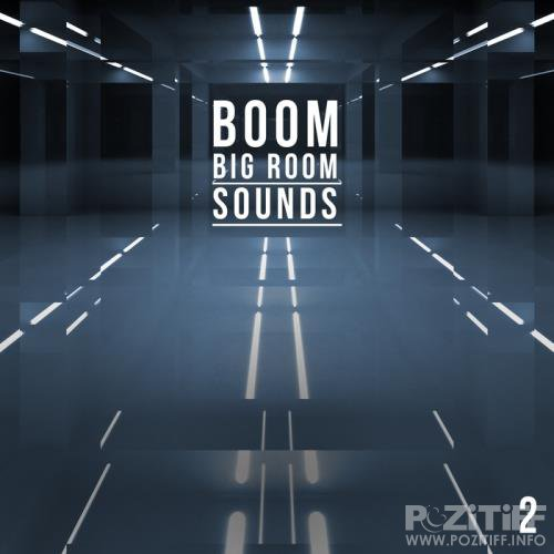 Boom, Vol. 2 - Big Room Sounds (2017)