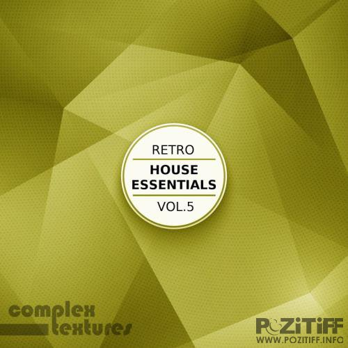 Retro House Essentials, Vol. 5 (2017)