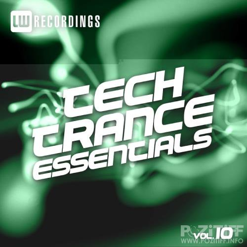 Tech Trance Essentials, Vol. 10 (2018)