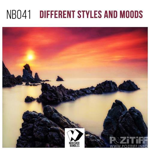 Different Styles & Moods (2018)