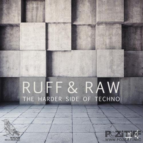 Ruff & Raw, Vol. 4 - The Harder Side of Techno (2018)