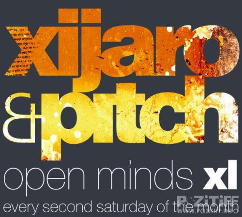 XiJaro & Pitch - Open Minds 078 (2018-01-13)