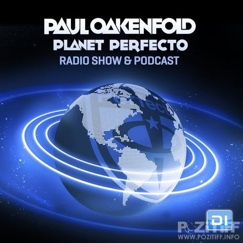 Paul Oakenfold - Planet Perfecto 376 (2018-01-13)