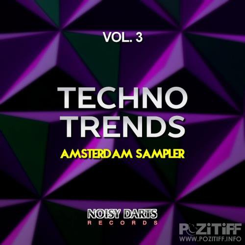 Techno Trends, Vol. 3 (Amsterdam Sampler) (2018)