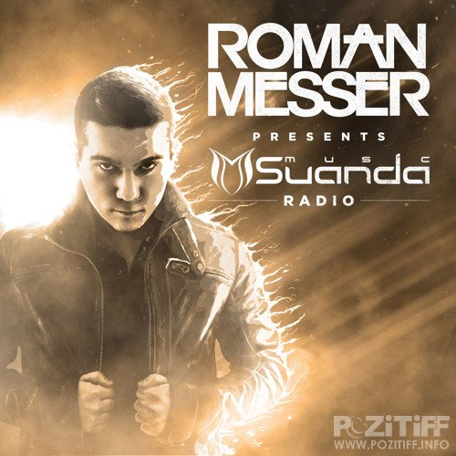 Roman Messer - Suanda Music 105 (2018-01-16)