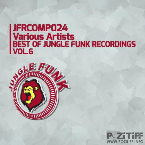 Best Of Jungle Funk Recordings, Vol. 6 (2018)