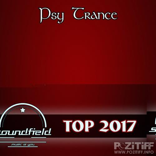 Psy Trance Top 2017 (2018)