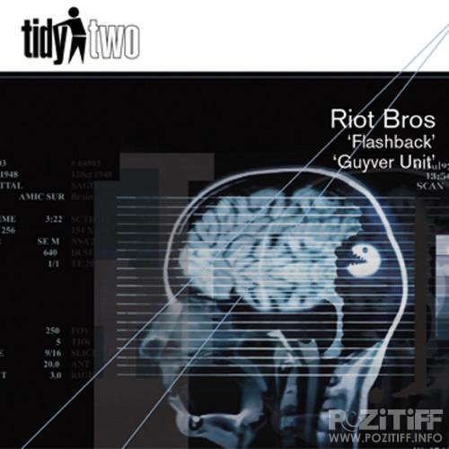 Riot Brothers - Flashback / Guyver Unit (2018)