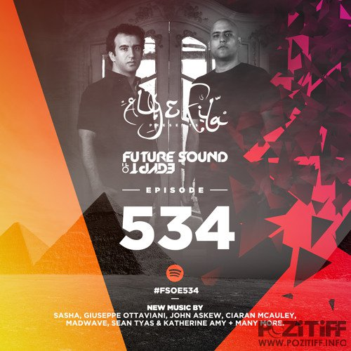 Aly & Fila - Future Sound of Egypt 534 (2018-02-07)