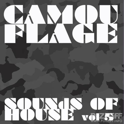 Camouflage Sounds of House, Vol. 5 (2018)