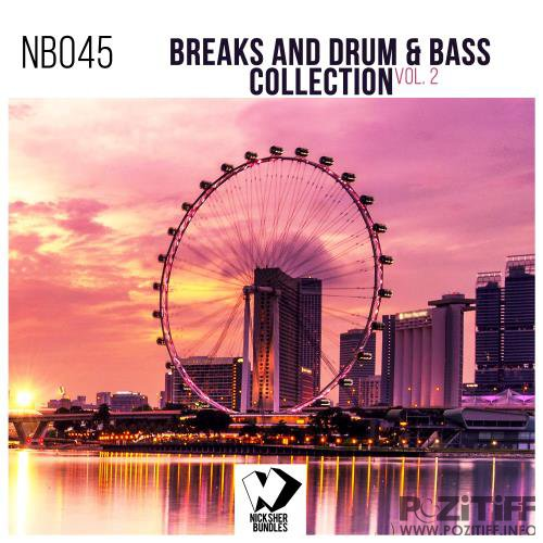 Breaks And Drum & Bass Collection Vol 2 (2017)