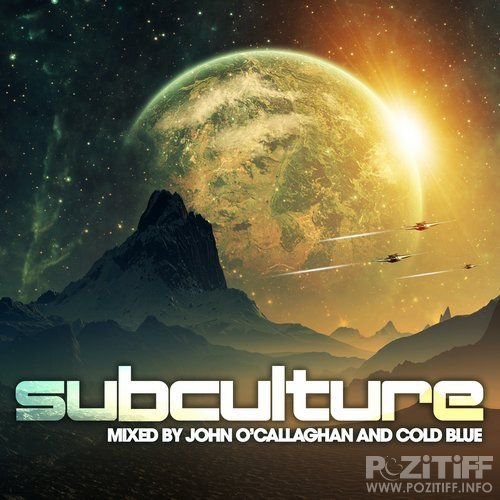John O'callaghan & Cold Blue - Subculture (2018) FLAC