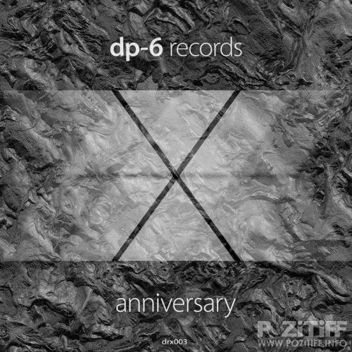 DP-6 Records Anniversary X3 (2018)