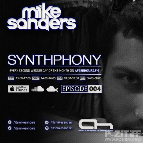 Mike Sanders - Synthphony 011 (2018-03-14)