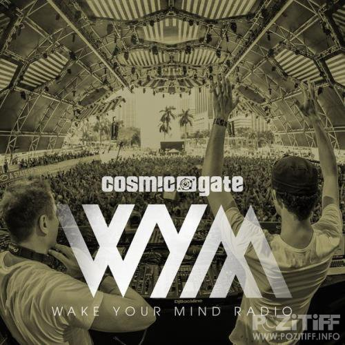 Cosmic Gate - Wake Your Mind 208 (2018-03-30)