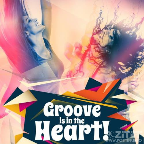 Groove Is in the Heart! (2018)