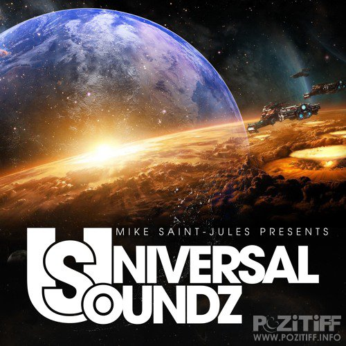 Mike Saint-Jules - Universal Soundz 606 (2018-04-02)