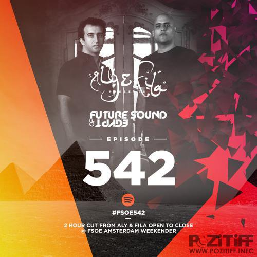 Aly & Fila - Future Sound of Egypt 542 (2018-04-04)