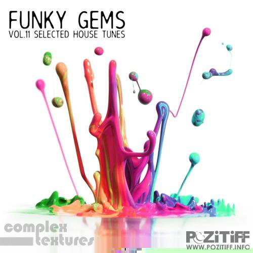 Funky Gems - Selected House Tunes, Vol. 11 (2018)