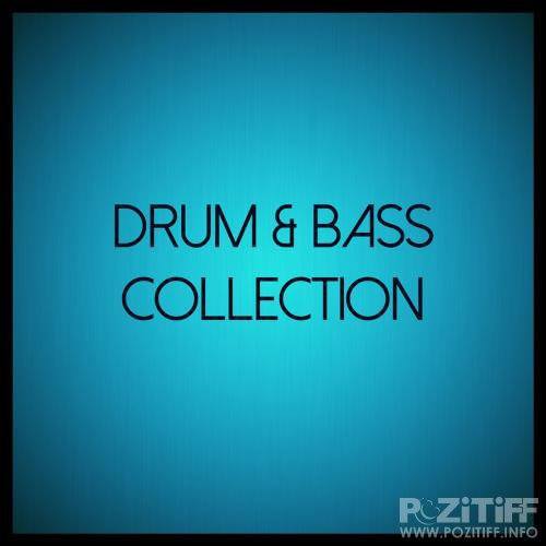 Drum & Bass Music Collection Pack 002 (2018)