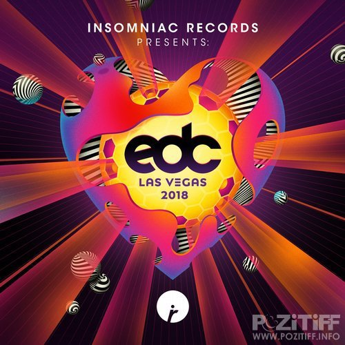 Insomniac Records Presents  EDC Las Vegas 2018 (2018)