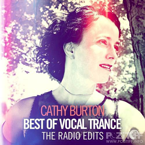 Cathy Burton: Best of Vocal Trance (The Radio Edits) (2018)