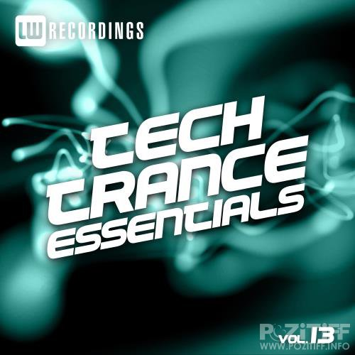 Tech Trance Essentials, Vol. 13 (2018)