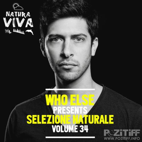 Who Else Pres. Selezione Naturale Vol. 34 (2018)