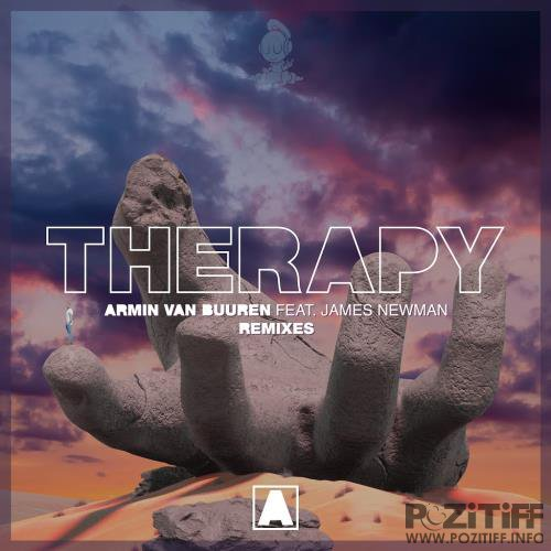 Armin Van Buuren feat. James Newman - Therapy (The Remixes) (2018)
