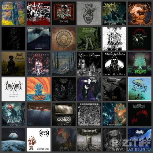 Metal Music Collection Pack 012 (2018)