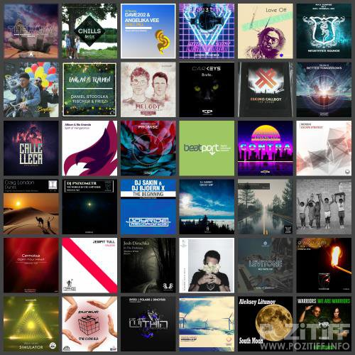 Beatport Music Releases Pack 285 (2018)