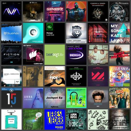 Beatport Music Releases Pack 286 (2018)
