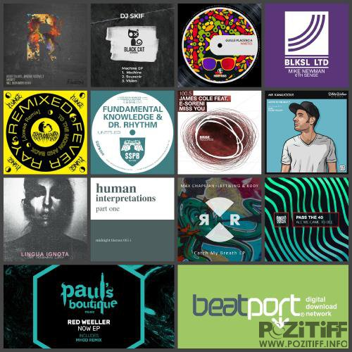 Beatport Music Releases Pack 304 (2018)