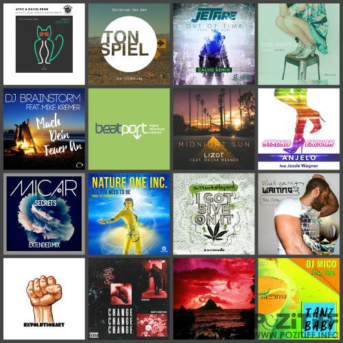 Beatport Music Releases Pack 316 (2018)