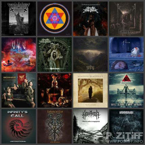 Metal Music Collection Pack 020 (2018)