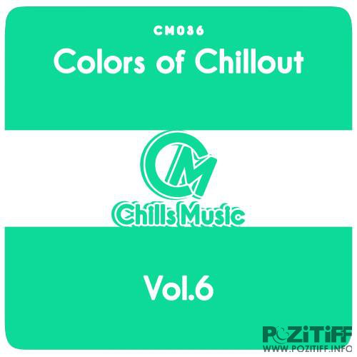 Colors of Chillout, Vol. 6 (2018)